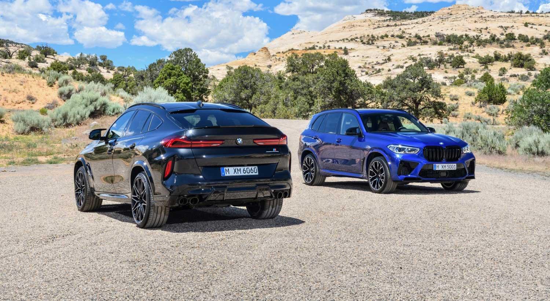 Премиера за BMW X5 M и BMW X6 M / ФОТО ГАЛЕРИЈА