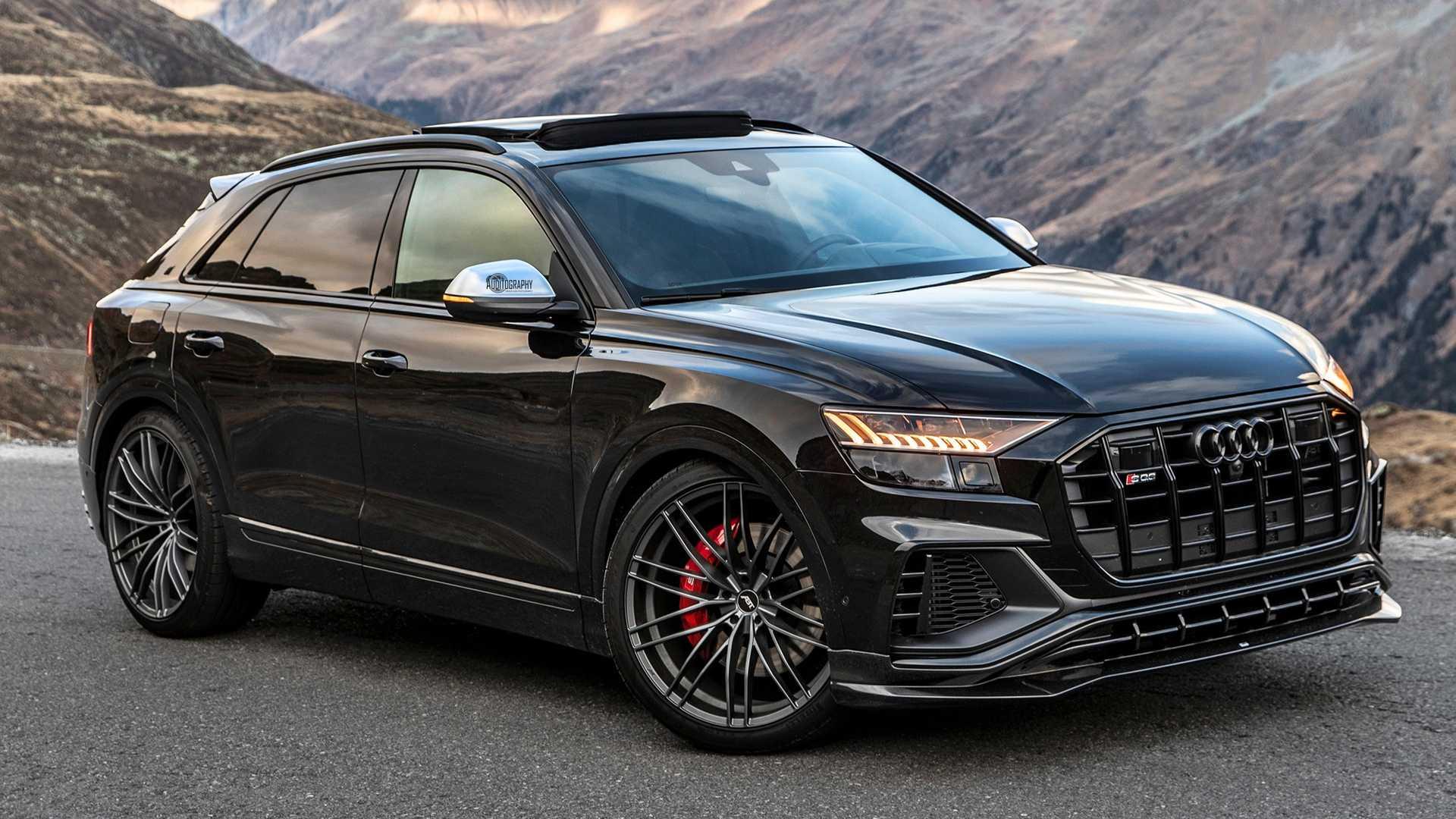 Audi SQ8 oд ABT – се само не скромен автомобил / ВИДЕО