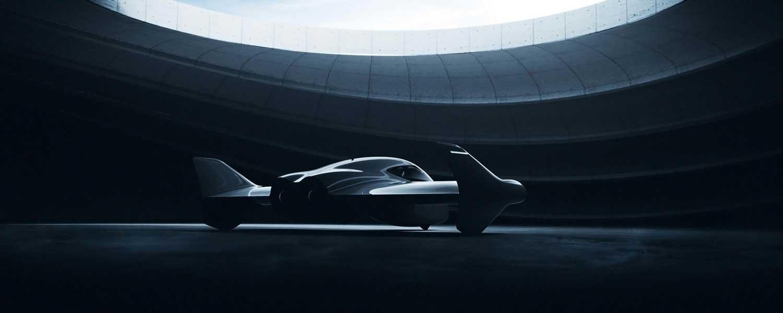 Пристигнува првото летечко Porsche