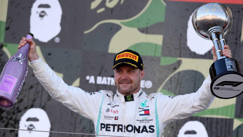 Formula 1: Триумф на Ботас и шеста последователна титула за Mercedes