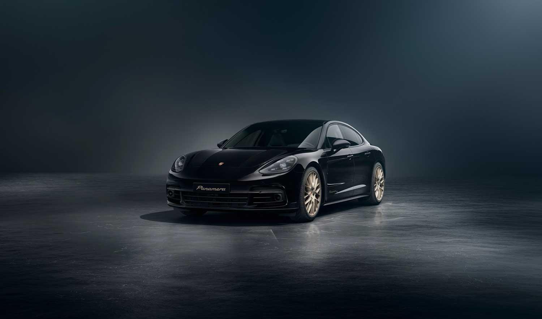 Porsche го слави 10-от роденден на Panamera со специјална верзија