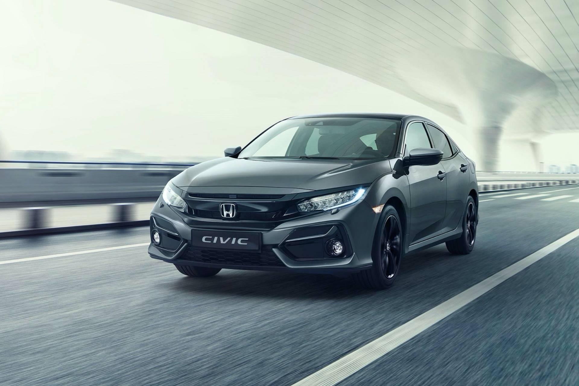 Honda Civic за 2020 / ФОТО