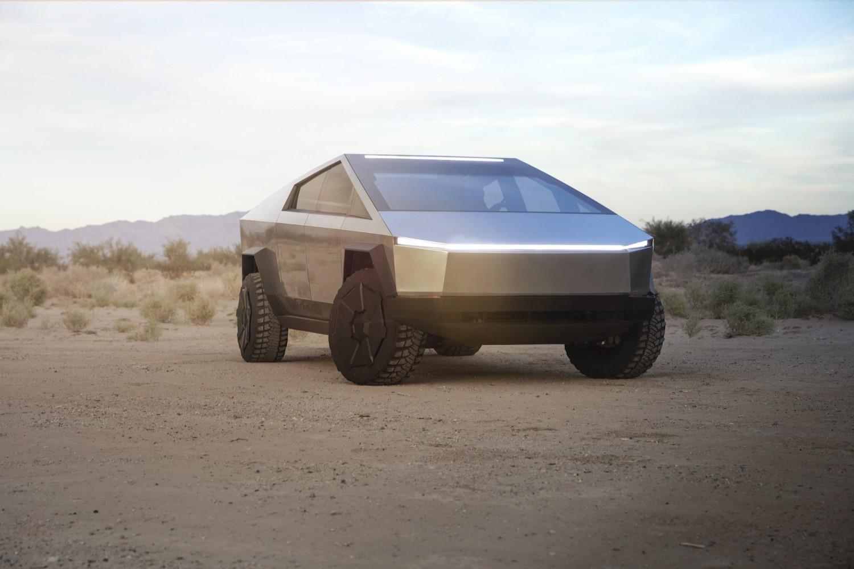 Илон Маск: Tesla Cybertruck ќе може да лебди на вода