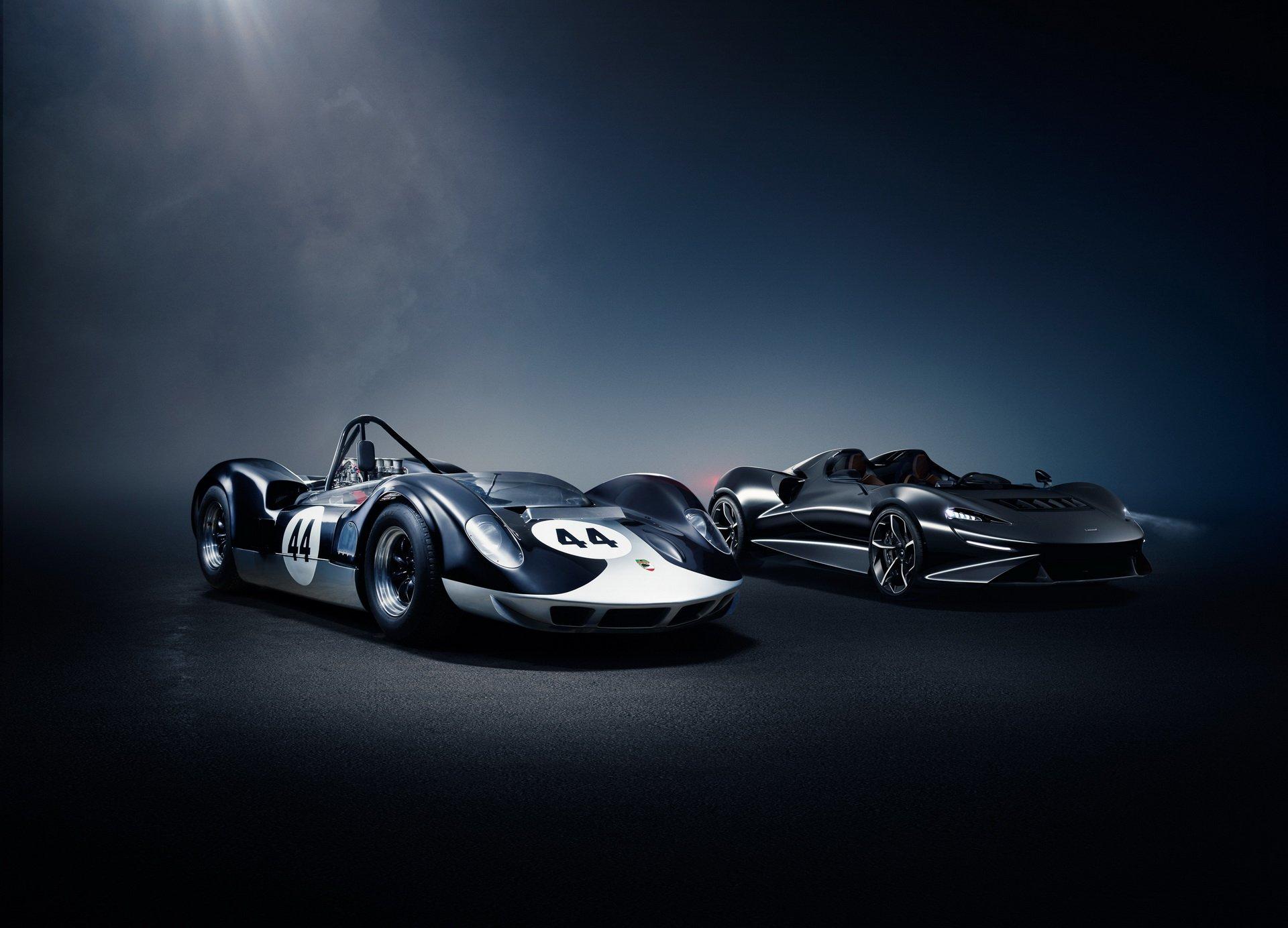 Elva – најекстремниот родстер на McLaren досега ФОТО