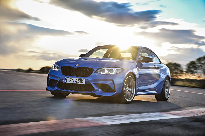 Мало, ама ѕверка: BMW M2 CS / ФОТО+ВИДЕО