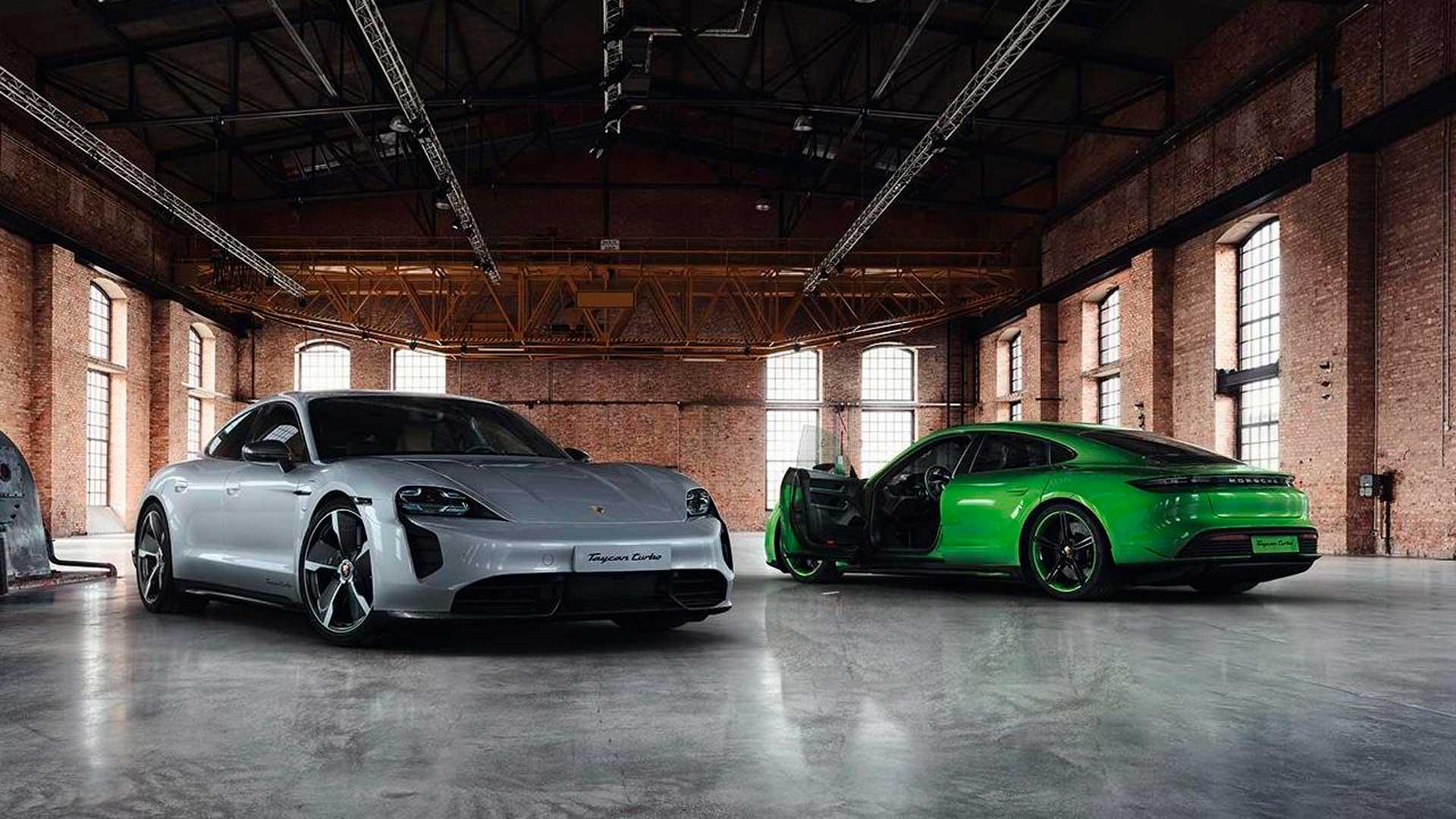 Porsche Taycan веќе е поуспешен од Panamera, 911, Boxter…