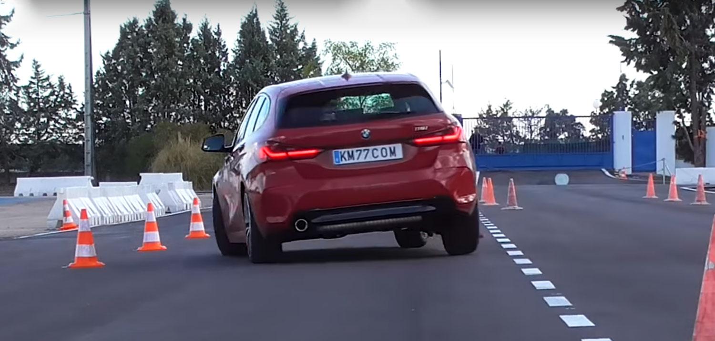 """BMW Серија 1 на """"тест на северниот елен"""" – за прв пат со преден погон / ВИДЕО"""