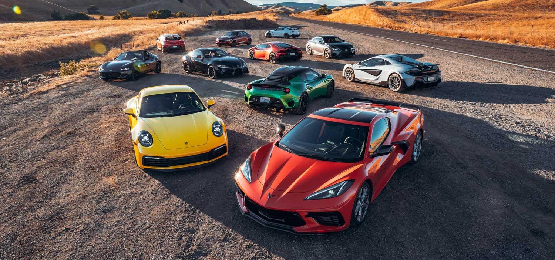 "Performance Car of the Year: Какви ""ѕверки"" на едно место, а победник е… / ВИДЕО"