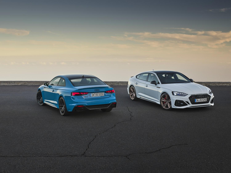 Освежување за Audi RS 5 / ФОТО