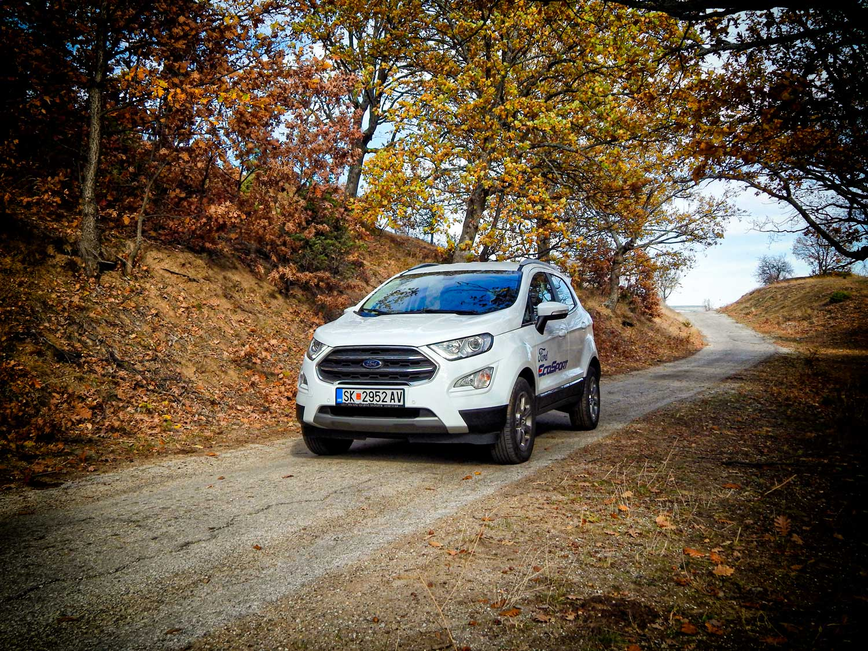 Возевме: Ford EcoSport 1.5 TDCI/125 Titanium