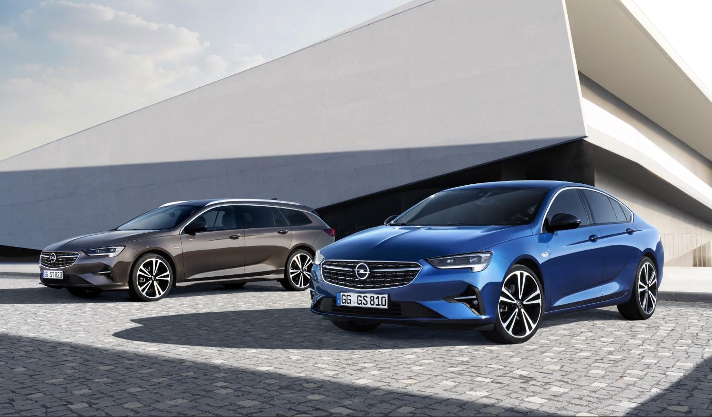 Дискретно освежување за Opel Insignia / ФОТО