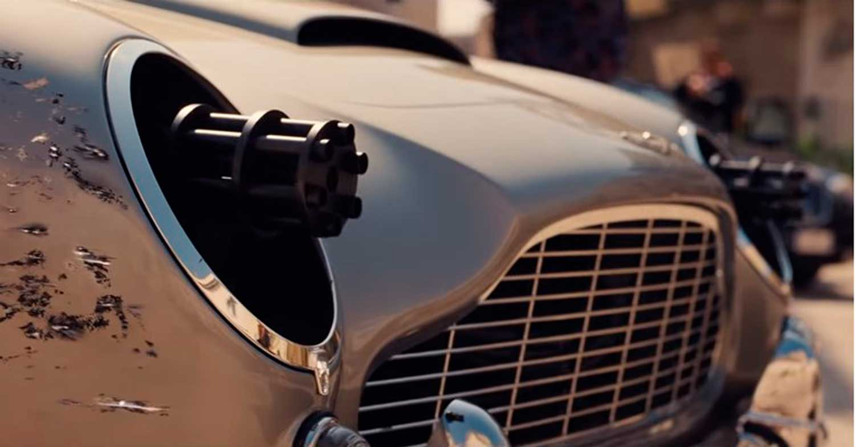 Легендарниот Aston Martin повторно во главна улога: пристигна трејлерот за новиот Бонд / ВИДЕО
