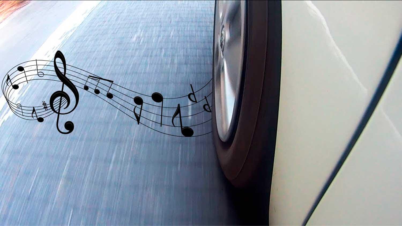 Музиката ги принудува Јапонците да возат со 50 km/h / ВИДЕО