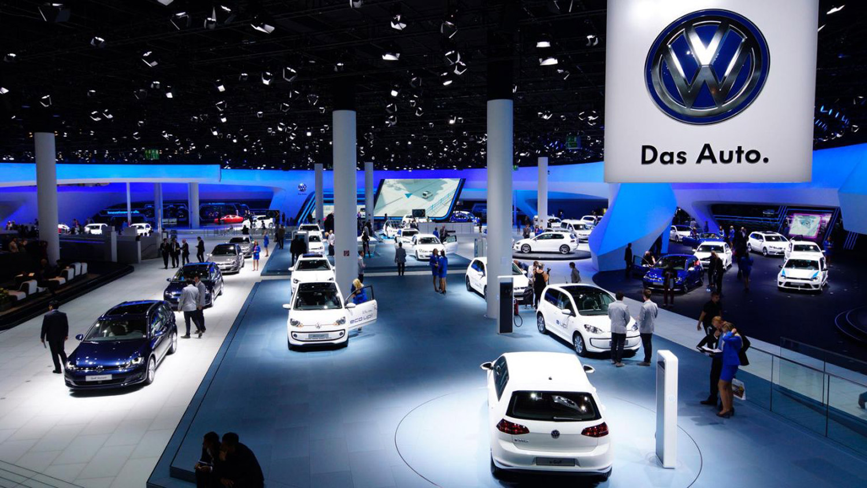Сериозен удар за Париз мотор шоу. Volkswagen го откажа учеството!