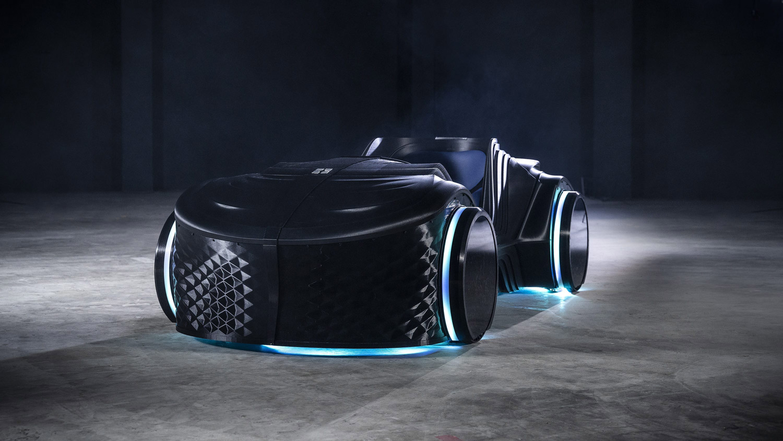 Локи – прв автомобил од 3D печатар / ВИДЕО
