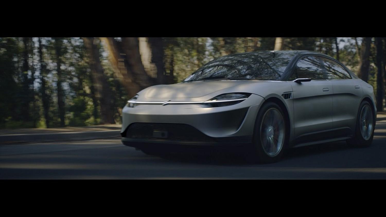 Изненадување од Sony! Јапонскиот технолошки гигант претстави електричен автомобил / ФОТО+ВИДЕ
