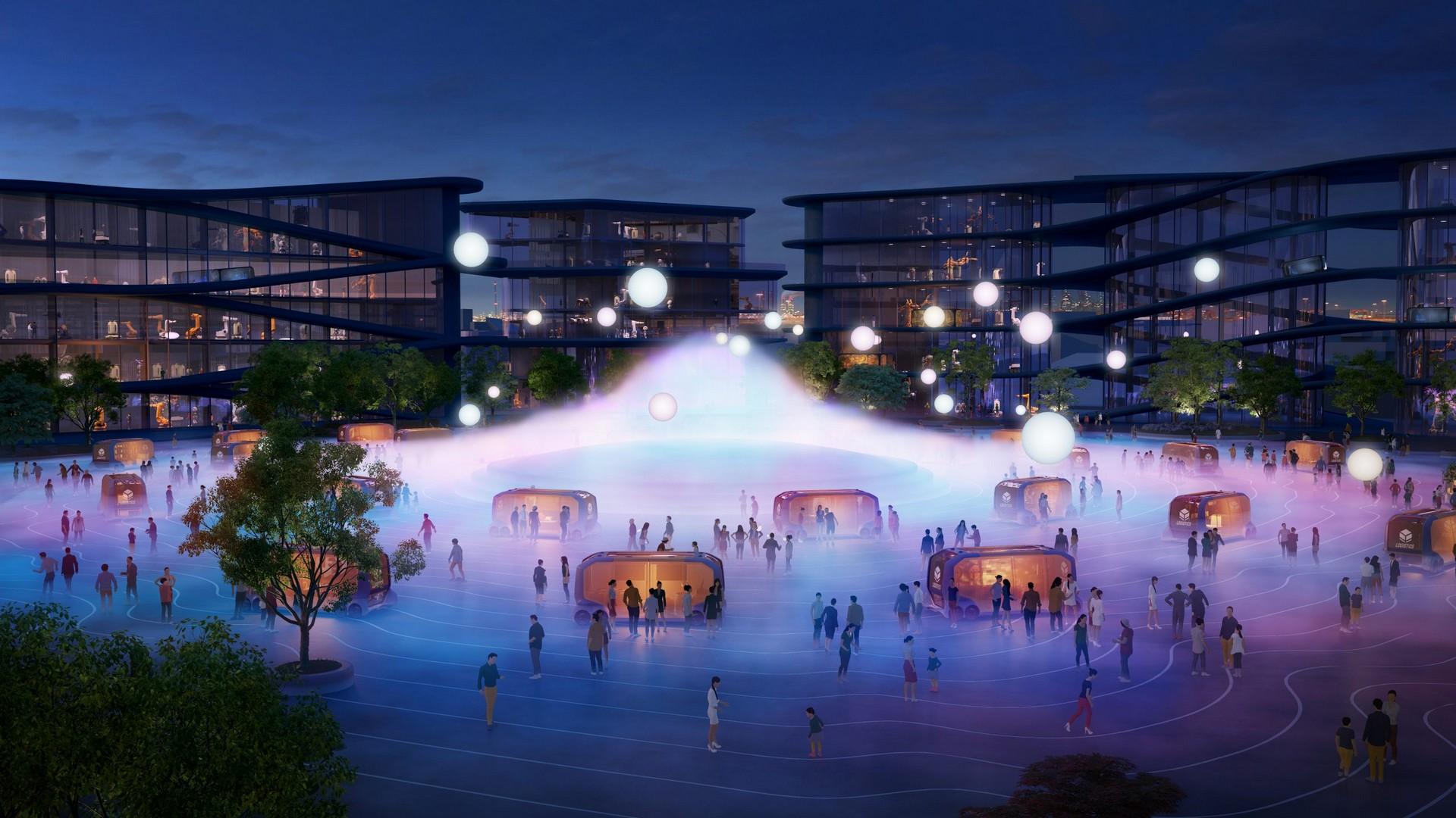 """Toyota ги шокираше посетителите на CES: """"Ќе изградиме град на иднината!"""""""