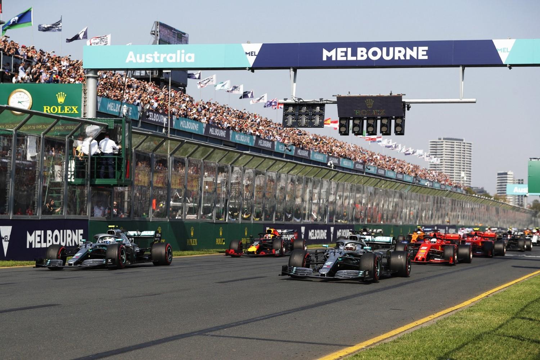 Formula 1: Неколку мали измени во правилата за 2020 година