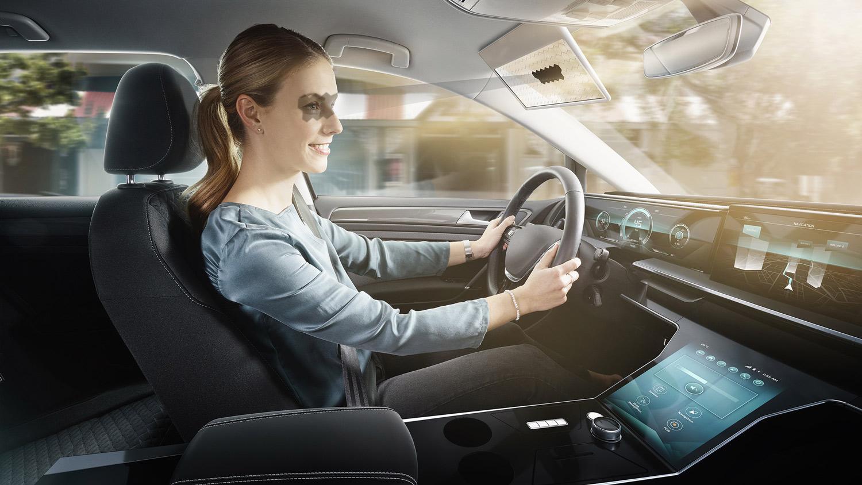 Револуционерен визир на Bosch спречува заслепување на возачот / ВИДЕО