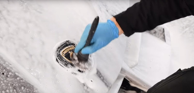Вака се мијат најскапите автомобили во светот / ВИДЕО
