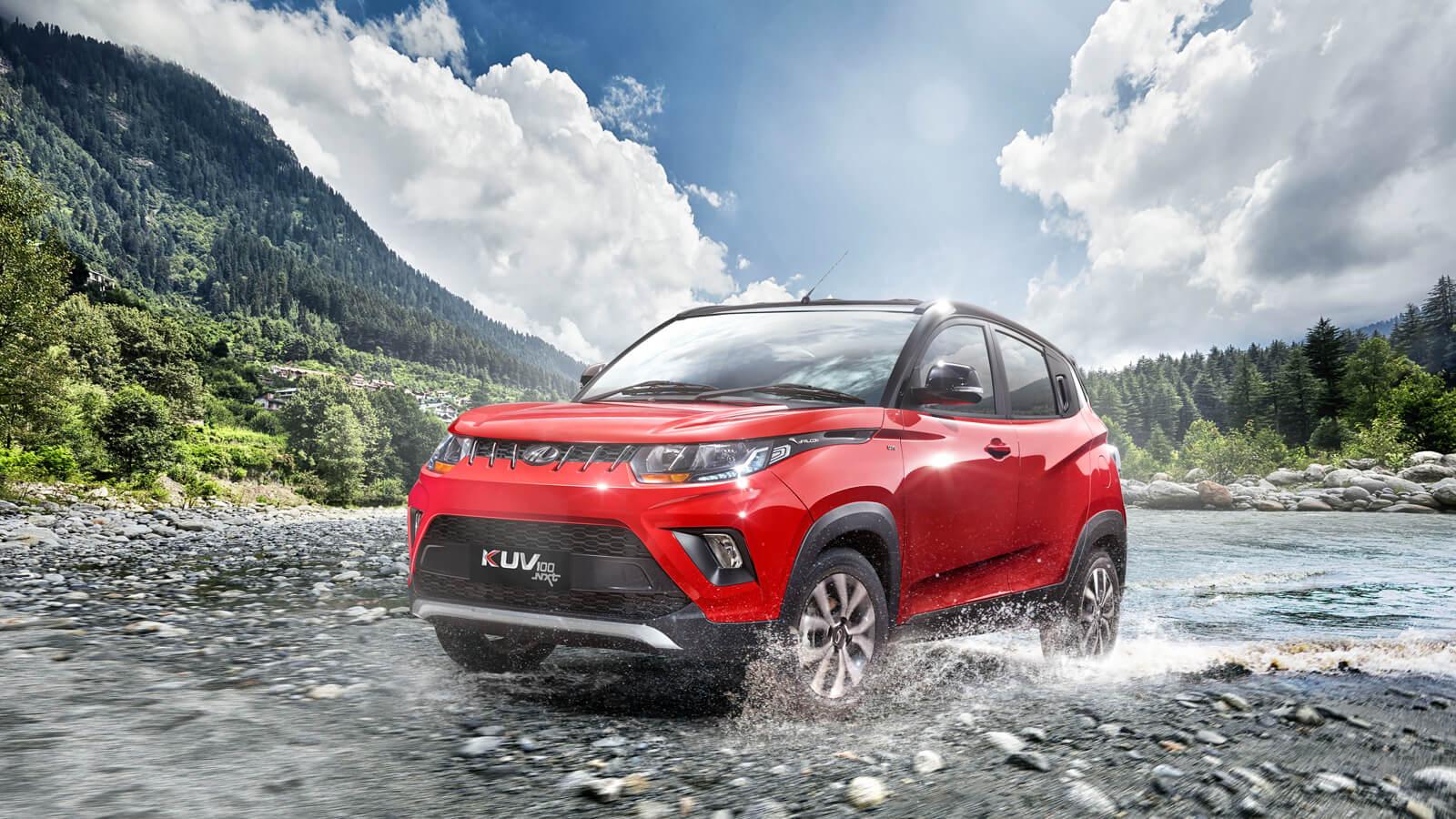 Mahindra KUV100 – Најевтиниот SUV во Европа достапен и на македонскиот пазар!