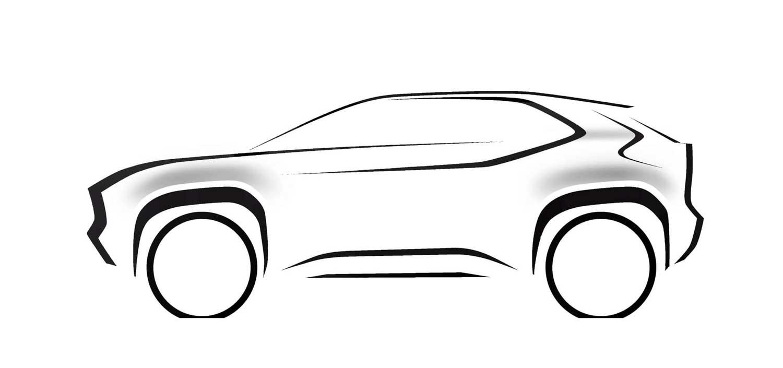 Toyota подготвува нов мал SUV / crossover за европскиот пазар
