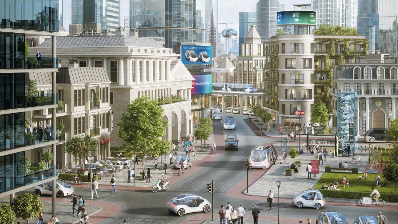 Јавниот превоз, велосипедите и пешачењето ќе ги истуркаат автомобилите од улиците на поголемите градови