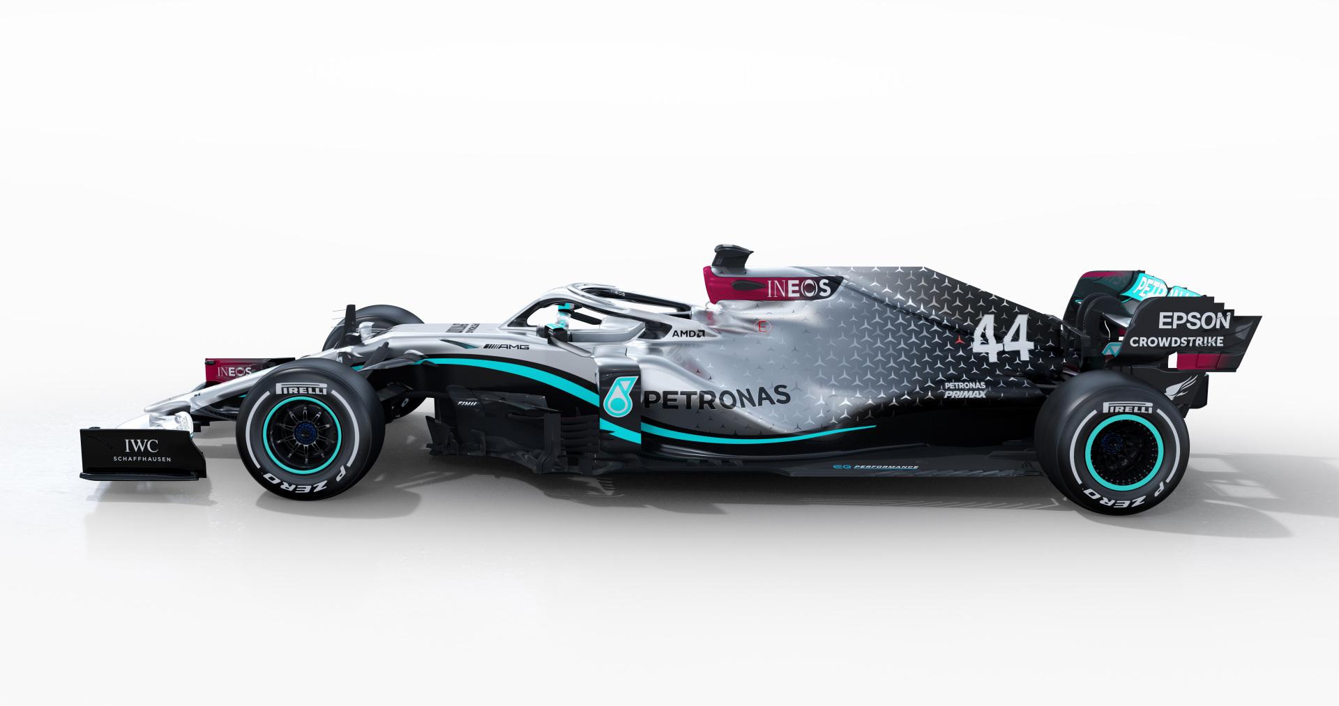 Mercedes го претстави новиот W11 во Силверстон! / ФОТО+ВИДЕО