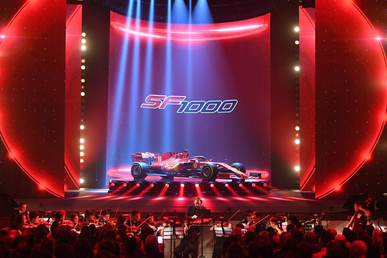 Ferrari го претстави болидот за новата F1 сезона! / ВИДЕО