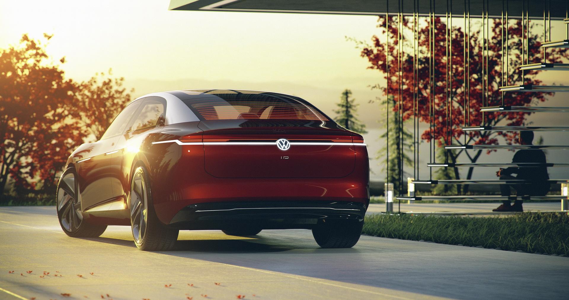 Volkswagen Pasat станува електричен?