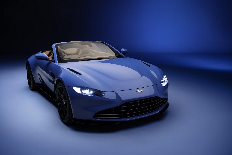 "Нова британска ""ѕверка"": Aston Martin Vantage Roadster"