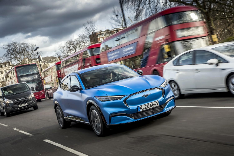 Како изгледа електричниот Mustang за Европа / ФОТО