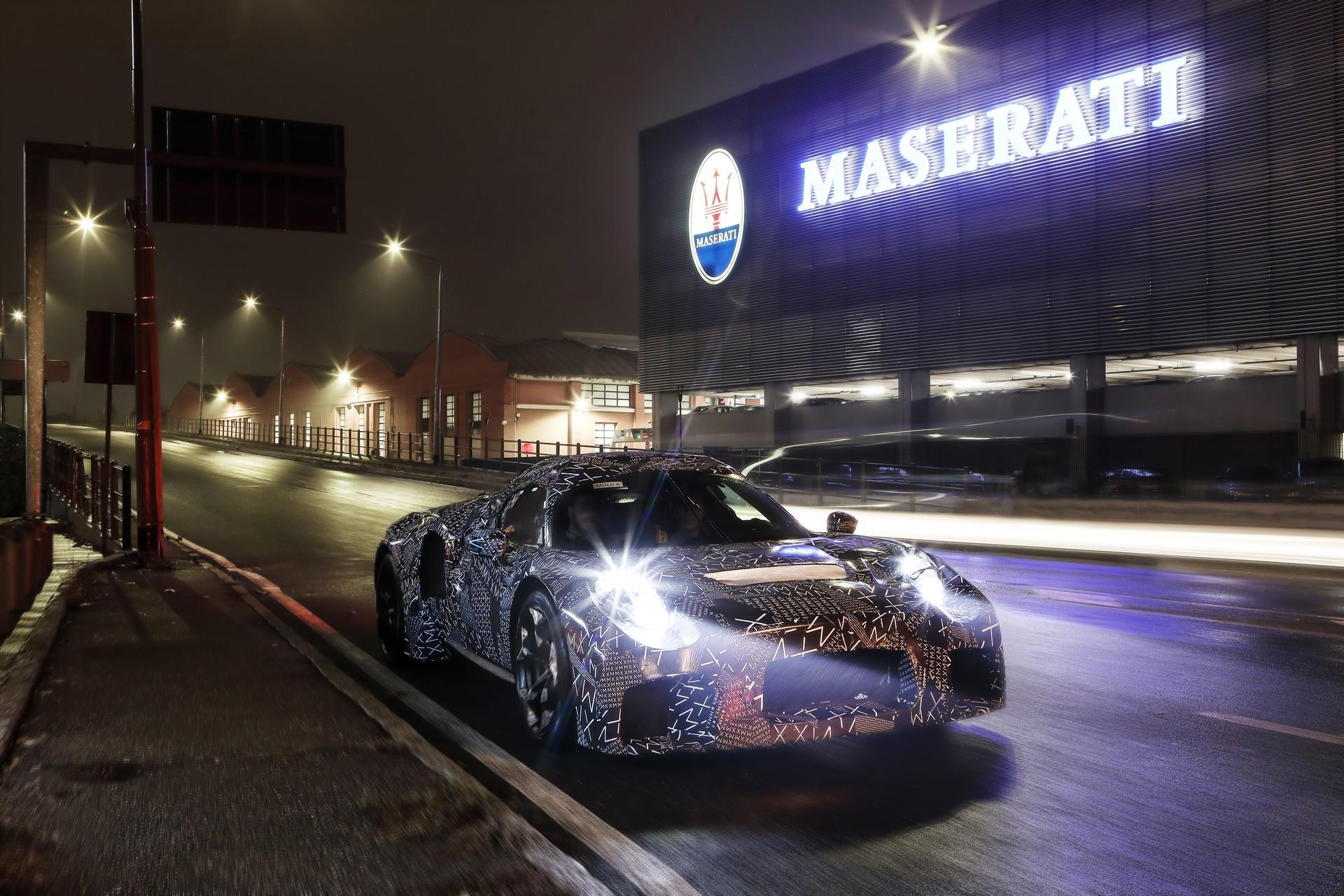 Ова е новиот суперавтомобил Maserati MC20 / ФОТО