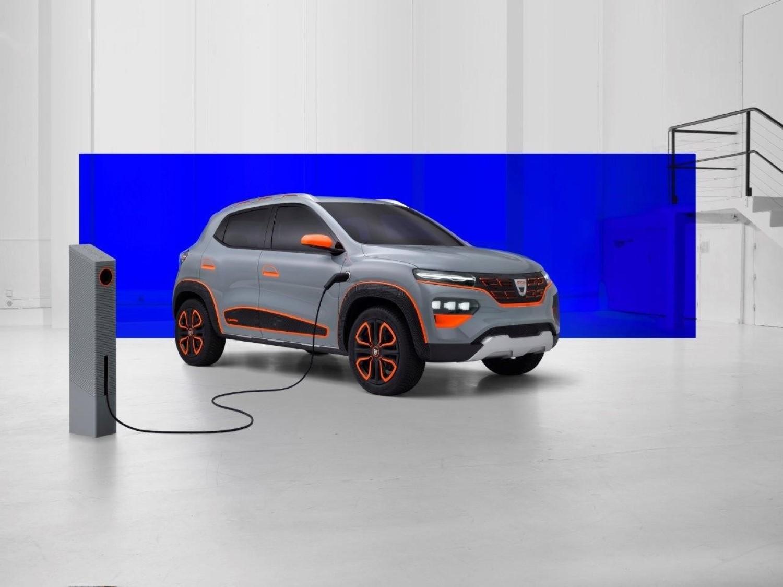 Електричнaта Dacia може да помине 200 километри со полни батерии / ФОТО