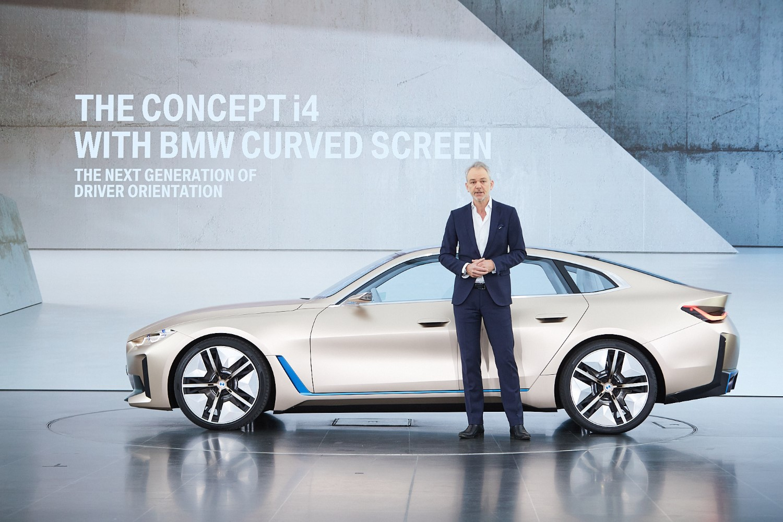 BMW има ново ефикасно оружје против Tesla, a се вика i4 (ФОТО+ВИДЕО)