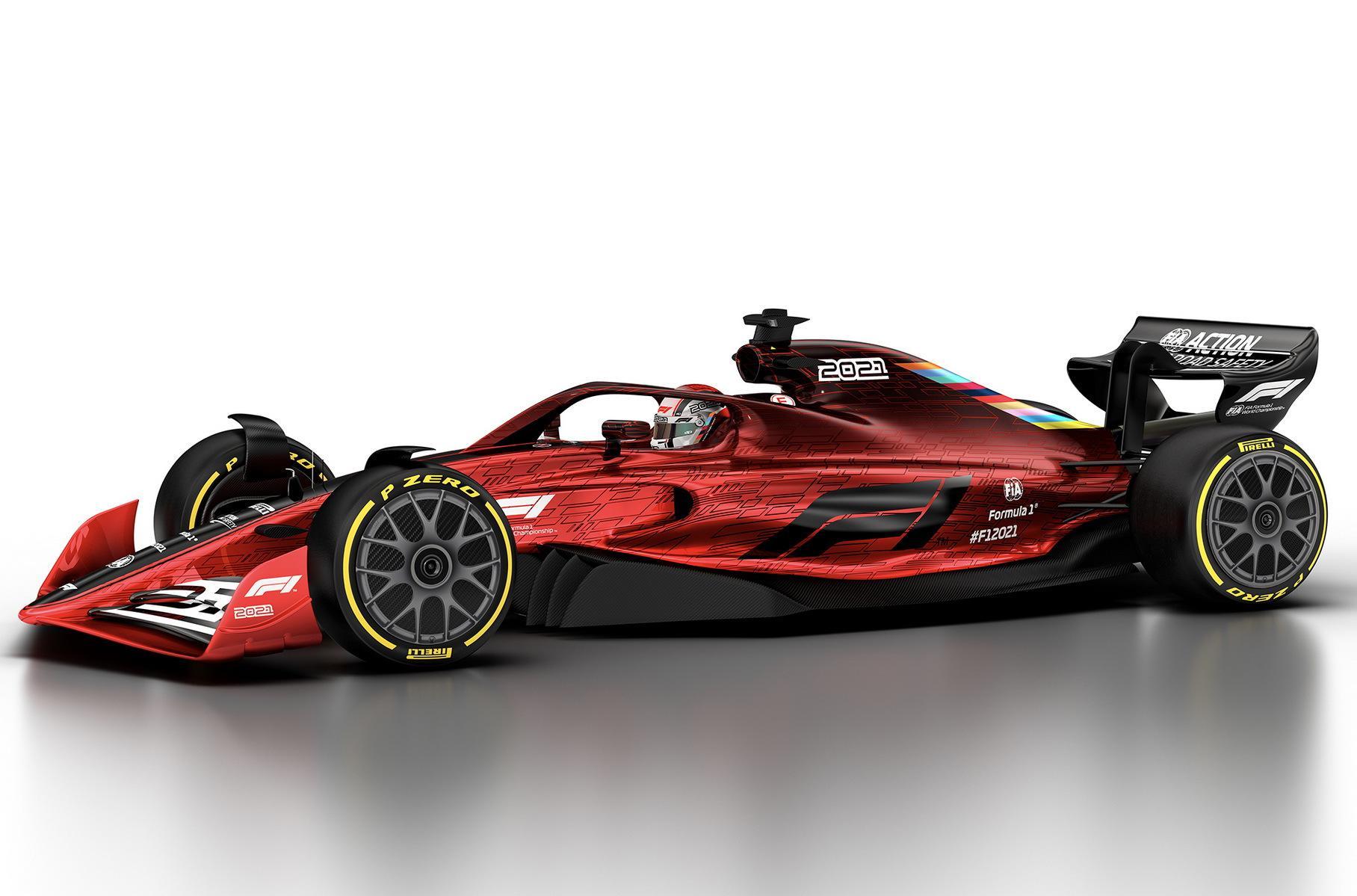 Formula 1 реши да ја одложи примената на новите технички правила