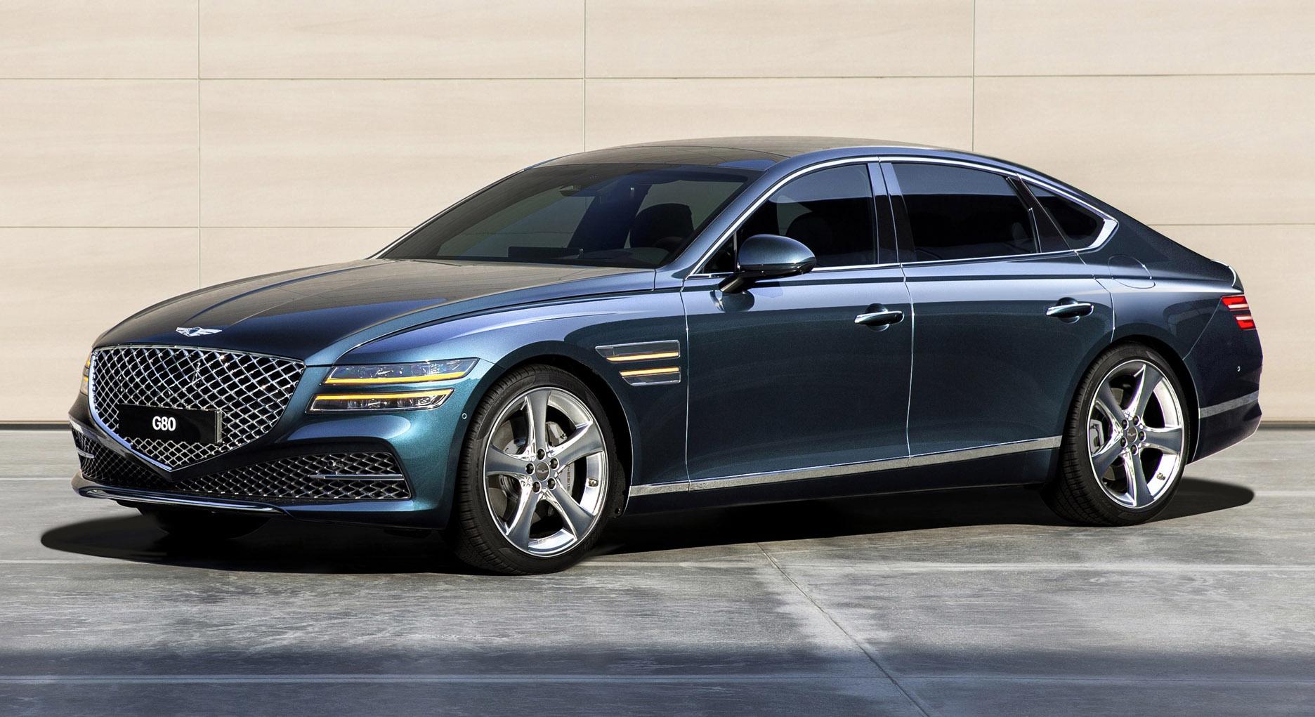 Синоним за луксуз и совршенство, а доаѓа од Кореја: Ова е новиот Genesis G80