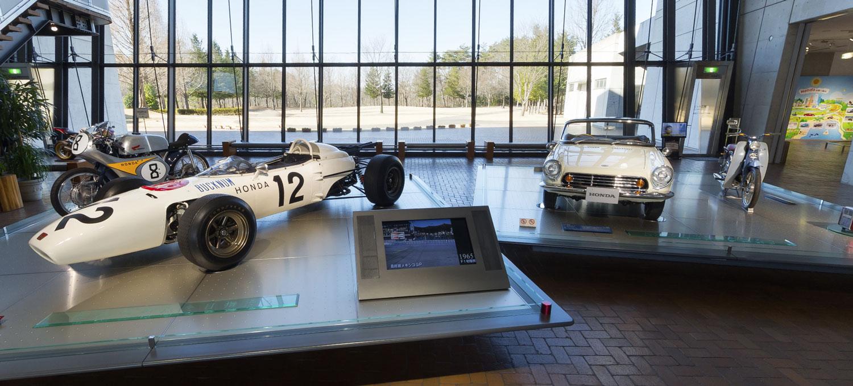 Историјата на Honda низ виртуелна тура
