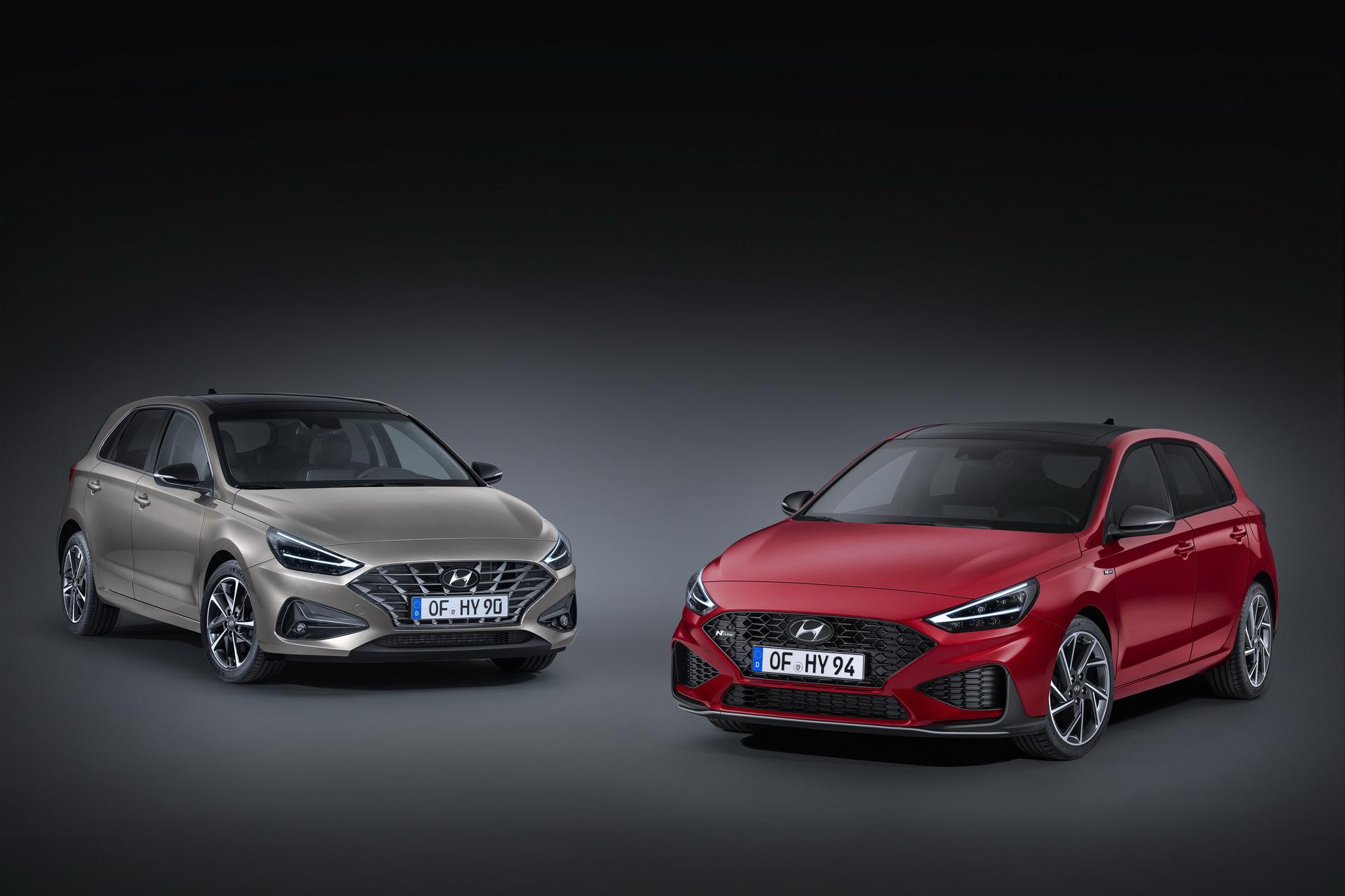 Рестилизираниот Hyundai i30 влегува во производство / ФОТО