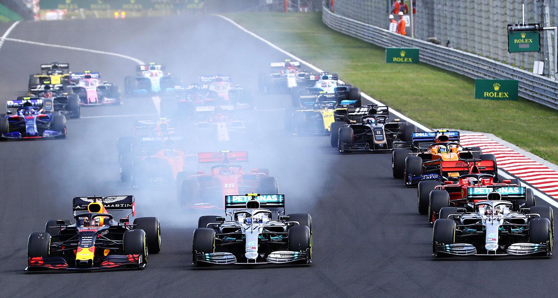 ГН на Унгарија го продолжи договорот со Formula 1