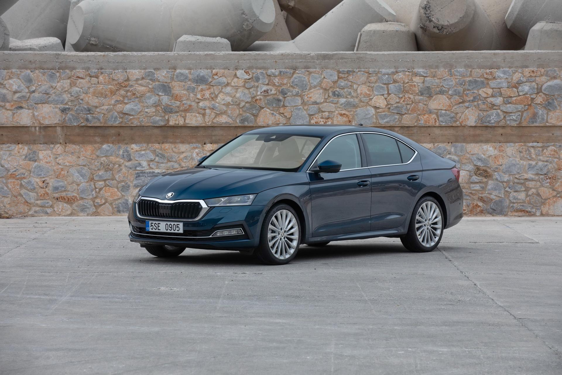 Новата Škoda Octavia G-TEC до 500 километри на метан