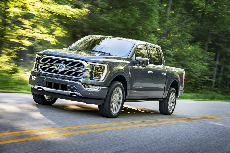 Премиера за новата генерација на Ford F-150 / ФОТО+ВИДЕО