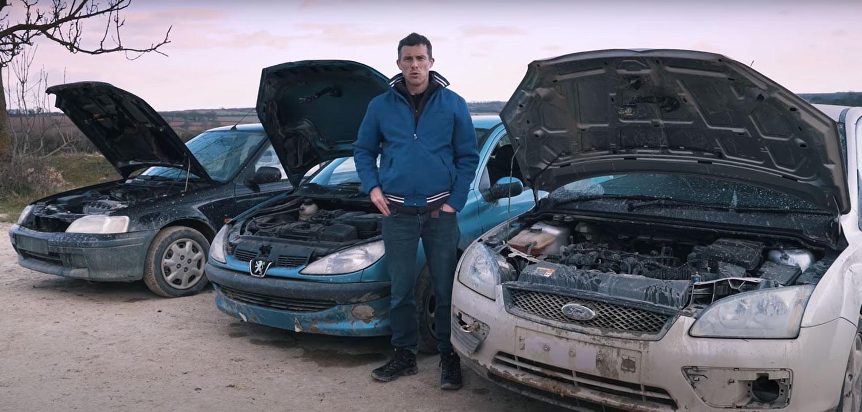 Чиј мотор ќе издржи најдолго без масло и антифриз? / ВИДЕО