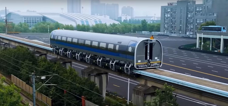 Кинезите го тестираа најбрзиот воз во светот / ВИДЕО