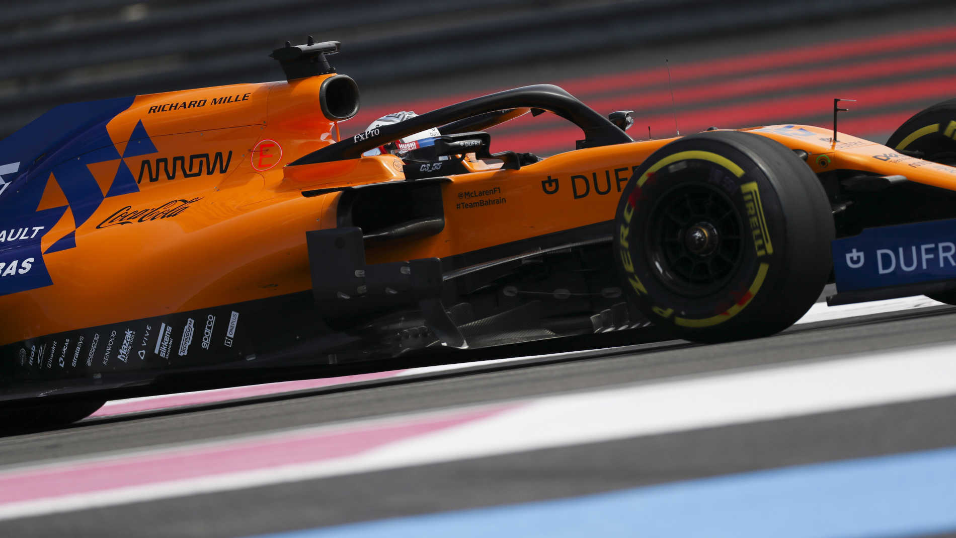 """Бахреин ќе го финансира """"проблематичниот"""" McLaren"""