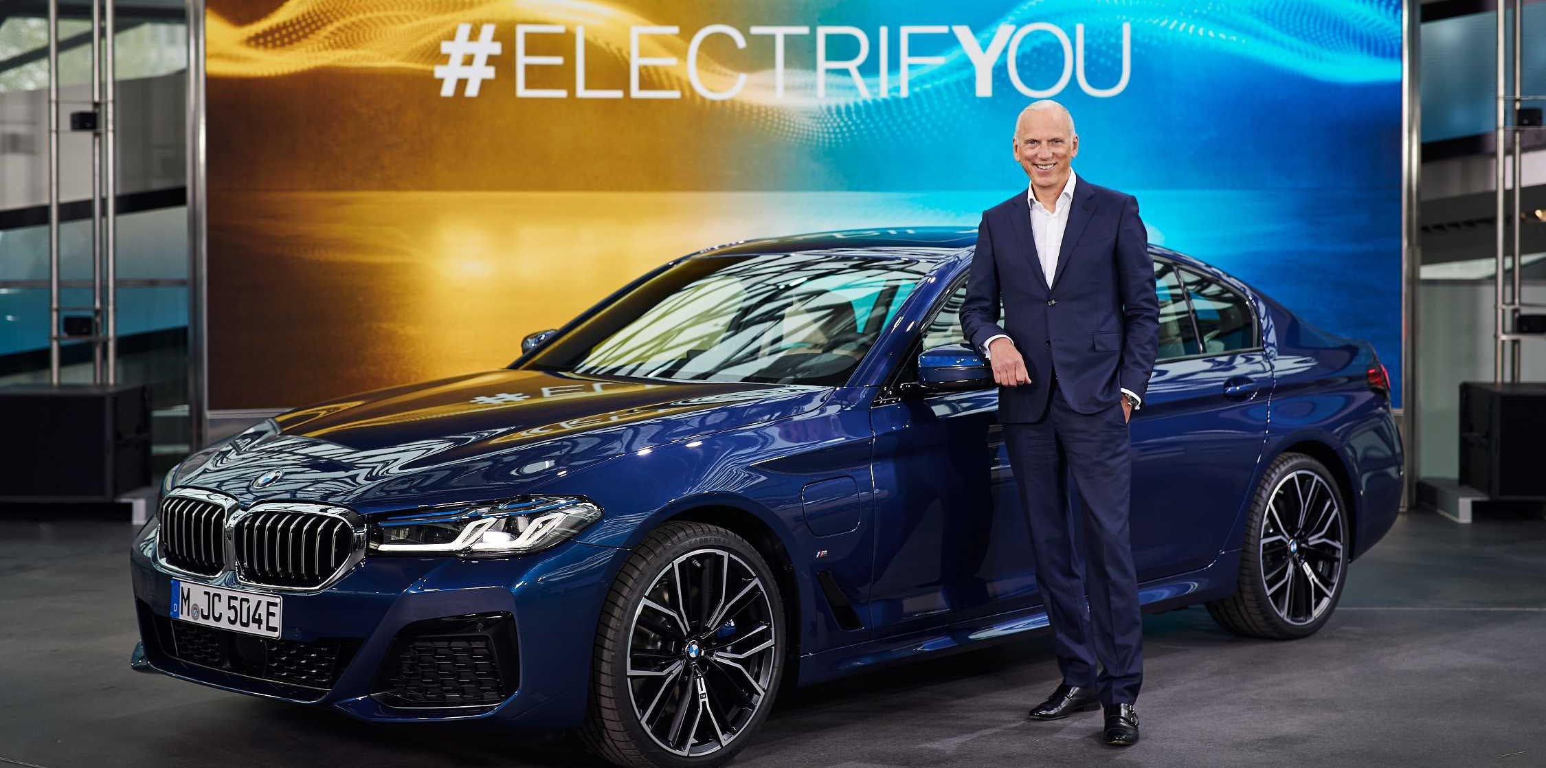 BMW подготвува plug-in хибрид со 100 км досег само на електрична енергија
