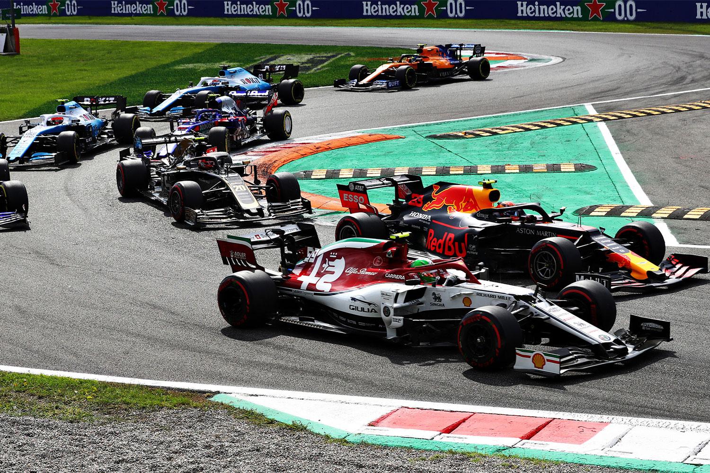 F1 трката во Монца дефинитивно пред празни трибини