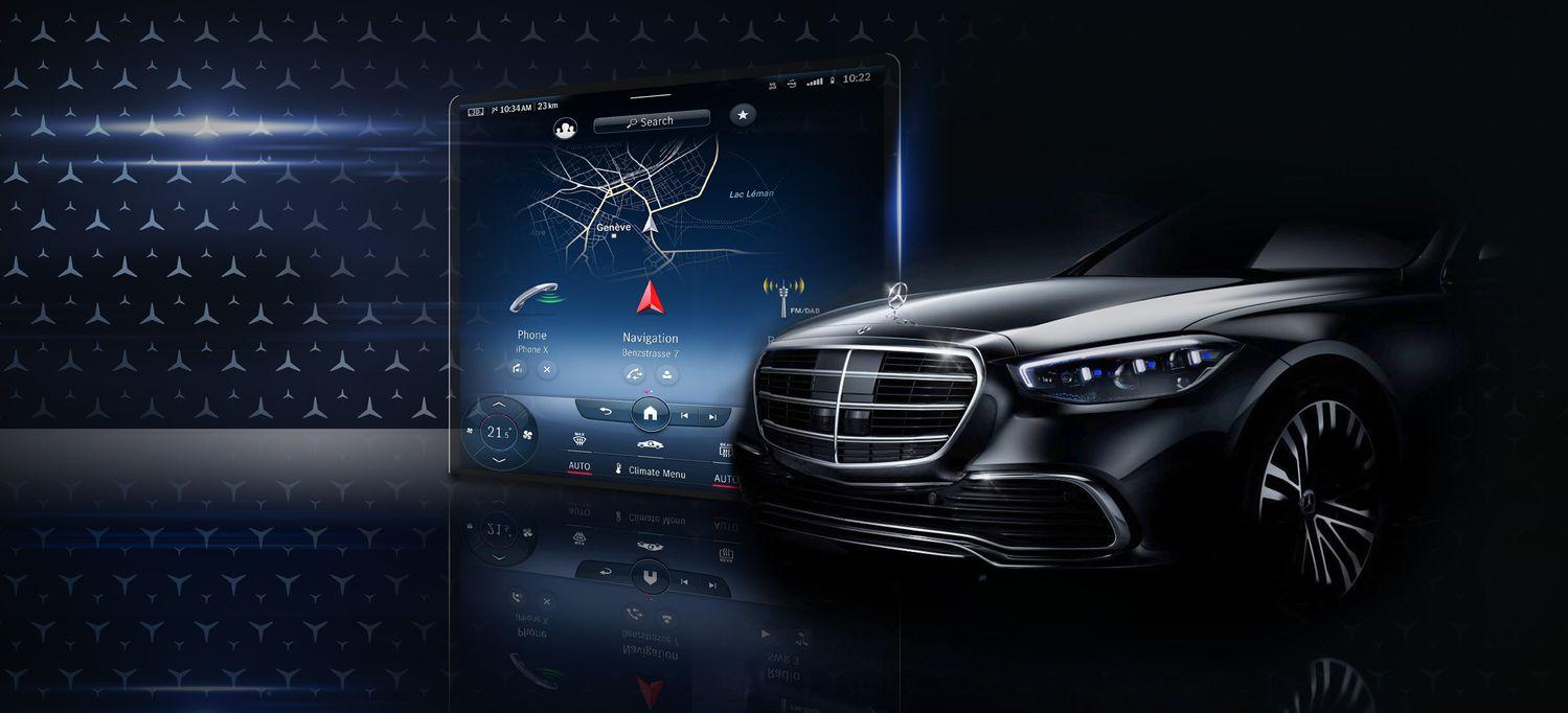 Meet the S-Class DIGITAL – прв увид во новиот луксузен седан / ВИДЕО