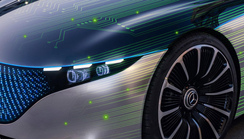 Mercedes и Nvidia ги здружија силите