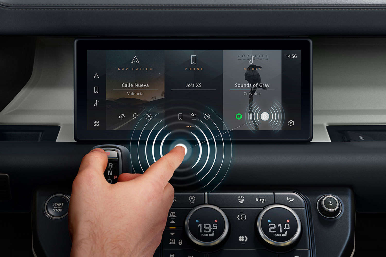 Нова безконтактна технологија од Jaguar Land Rover / ВИДЕО